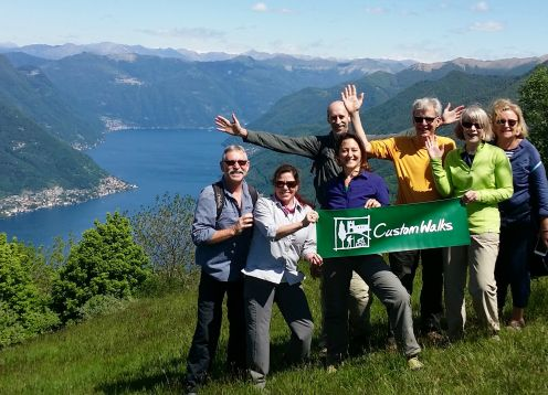 Lake Como Hiking Tour
