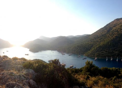 01 turkish coast hike