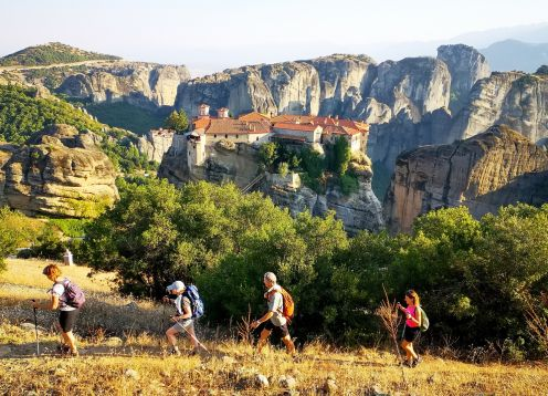 Greece Meteora & Zagori Hiking Tour