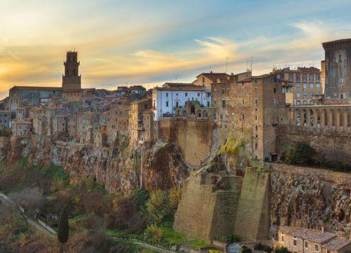 Tuscany Val d'Orcia & Maremma Walking Tour