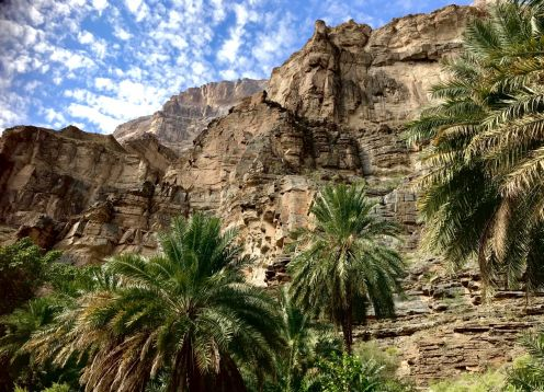 Oman Hiking Tour