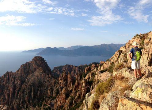 Corsica Hiking Tour
