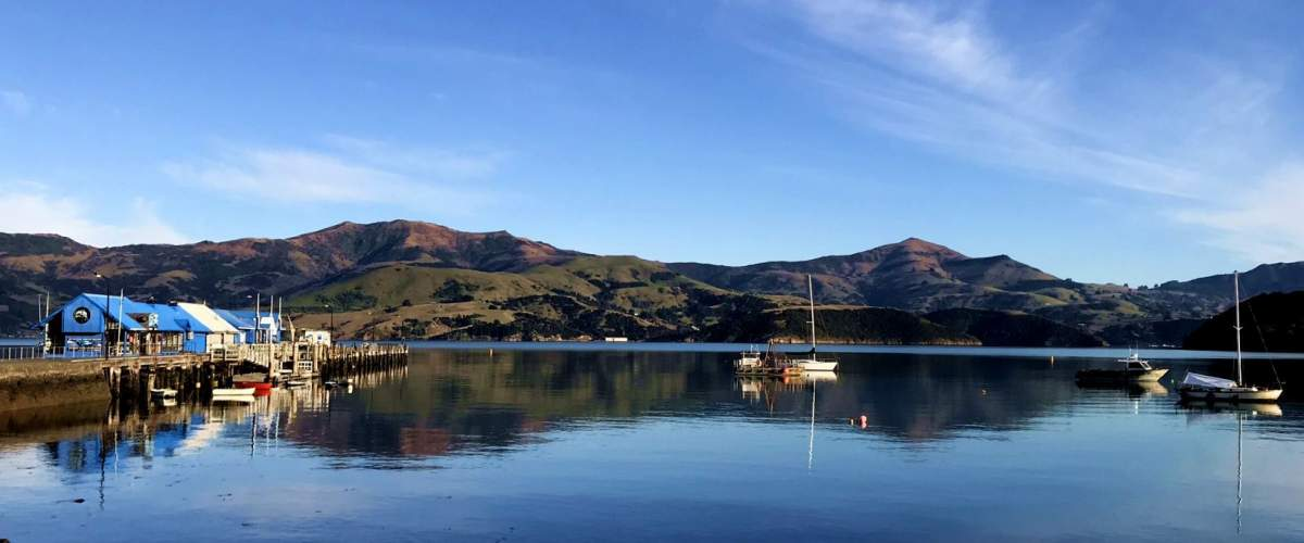 Port Hills and Banks Peninsula