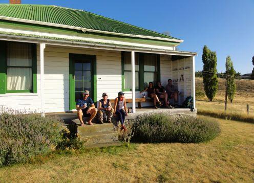 Grampians cottage