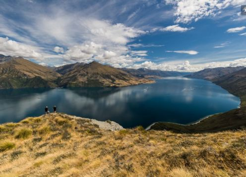 Lake wanaka view