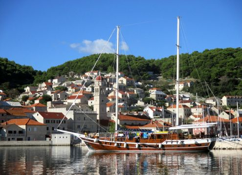 Croatia Cruise & Walking Tour