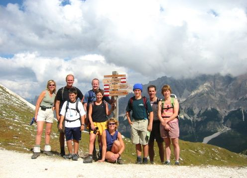 "Dolomites ""Family"" Hiking Tour"