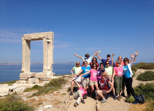 Greece Cyclades Island Hiking Tour